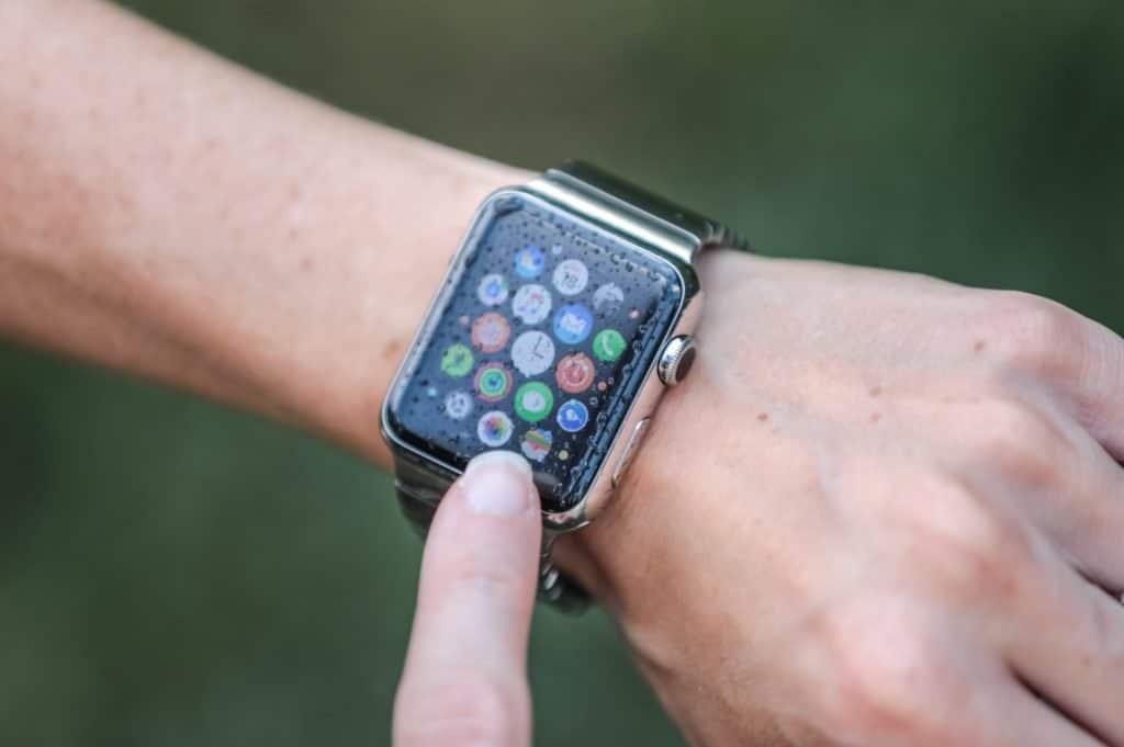 L'Apple Watch est-elle étanche?