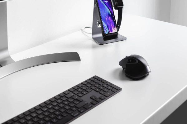Comment connecter une souris sans fil Bluetooth Trust?