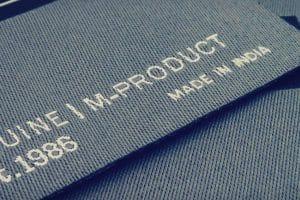 Qu'est-ce qu'une étiquette de produit?